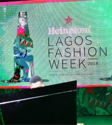 HEINEKEN LAGOS FASHION WEEK